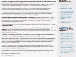 7. Comunicat de presa SolidaritateaMedicala.RO