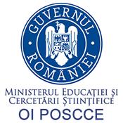 Ministerul Educatiei si Cercetarii Stiintifice OI POSCCE