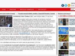 5. Comunicat de presa SanatateaTV.RO