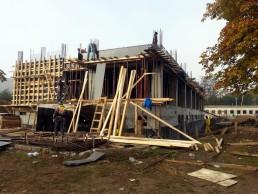1. Evolutie constructie CEMT - Noiembrie 2014
