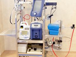 29. Sistem de circulatie extracorporeala