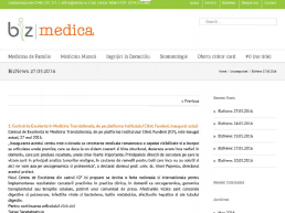 1. Comunicat de presa BizMedica.RO